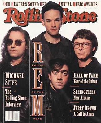 滚石 的封面明星你认得几个